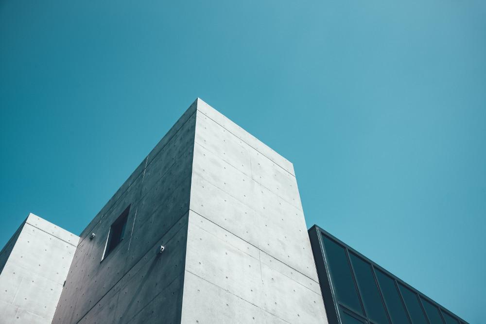 dom betonowy
