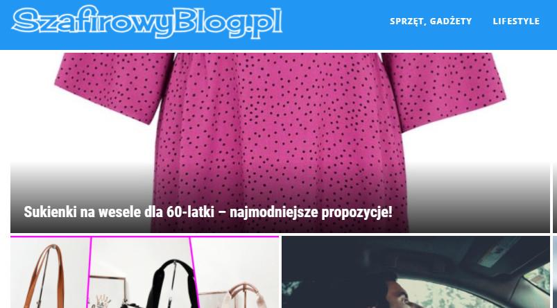Artykuły – Szafirowy blog