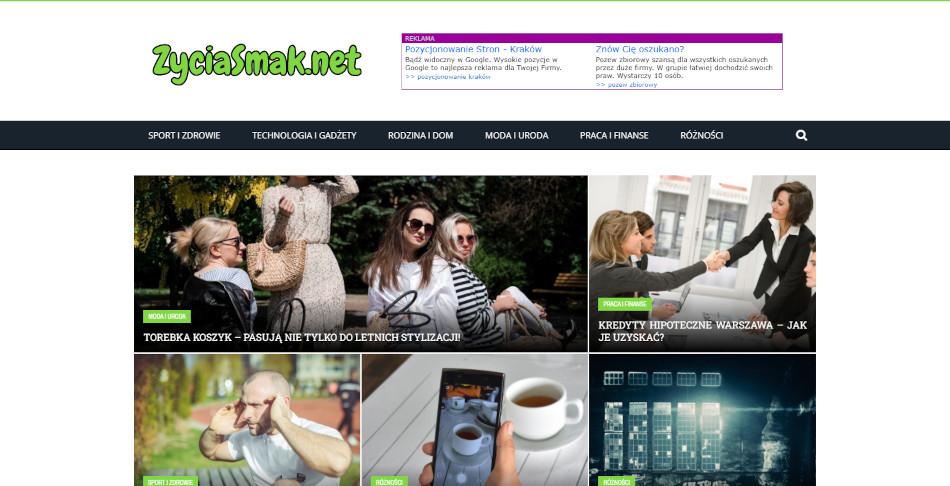 ZyciaSmak.net